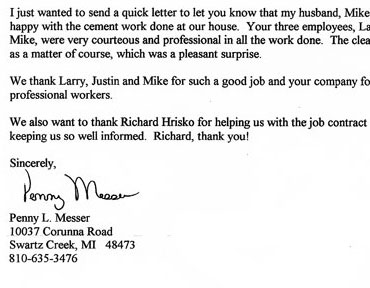 Thank You For A Job Well Done Letter To Employee from statebuildingcompany.com